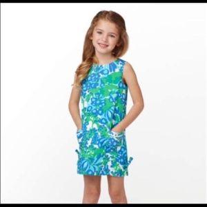 Lilly Pulitzer shift dress sz 10 GUC